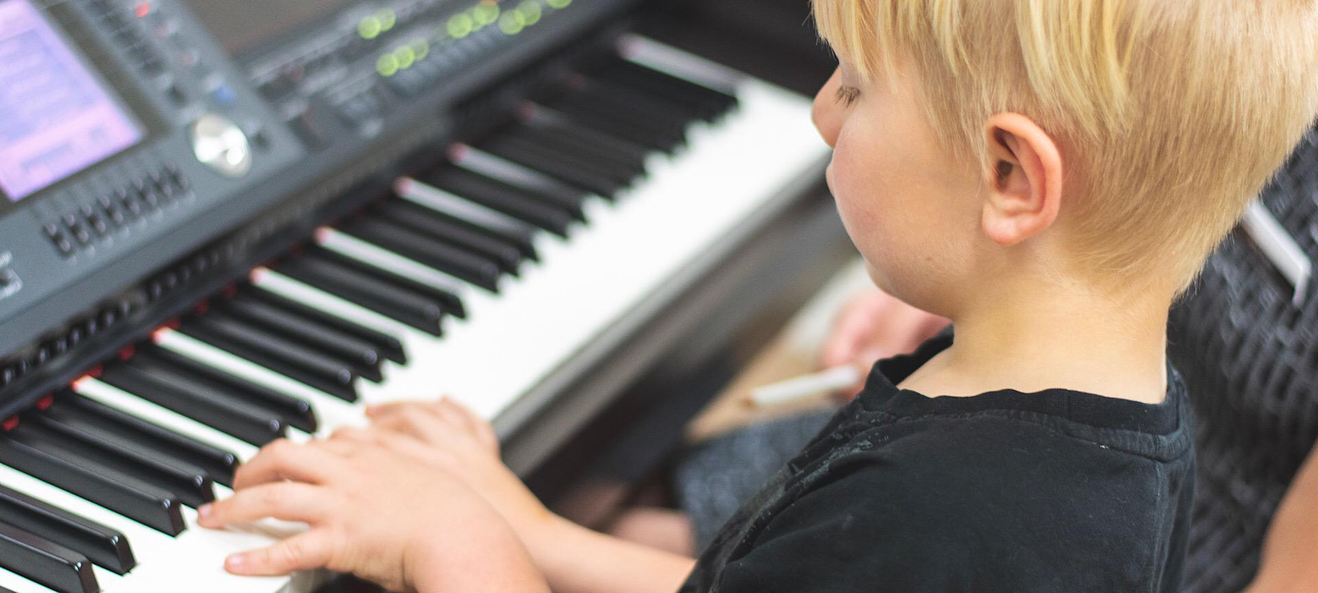 Piano for 5yrs - 7yrs